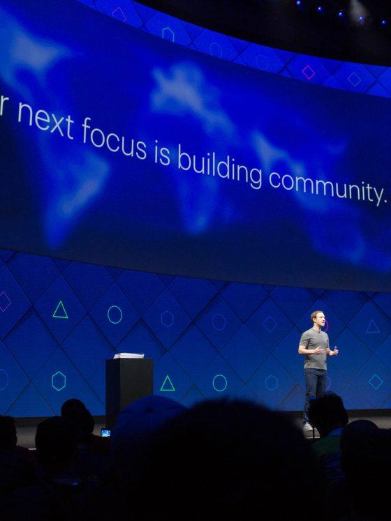 Our next focus is building community